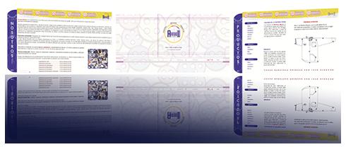 web empresa diseño textil complementos