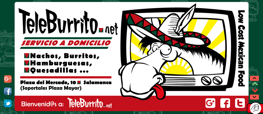 restaurante mexicano teleburrito