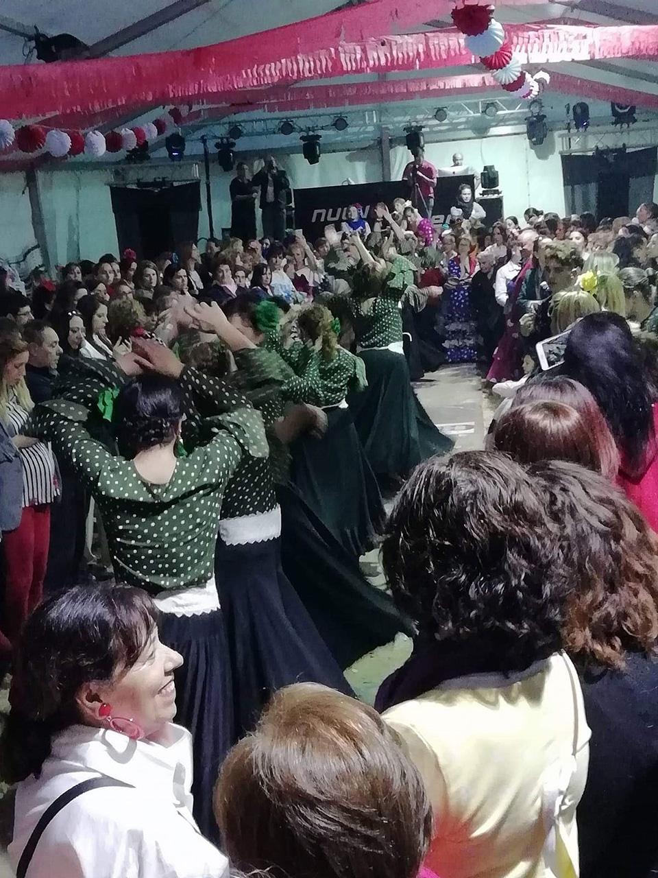 Feria Abril Sevillanas